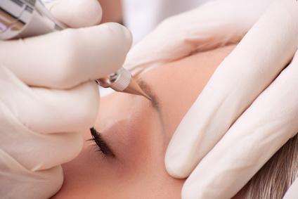Dermopigmention sourcils
